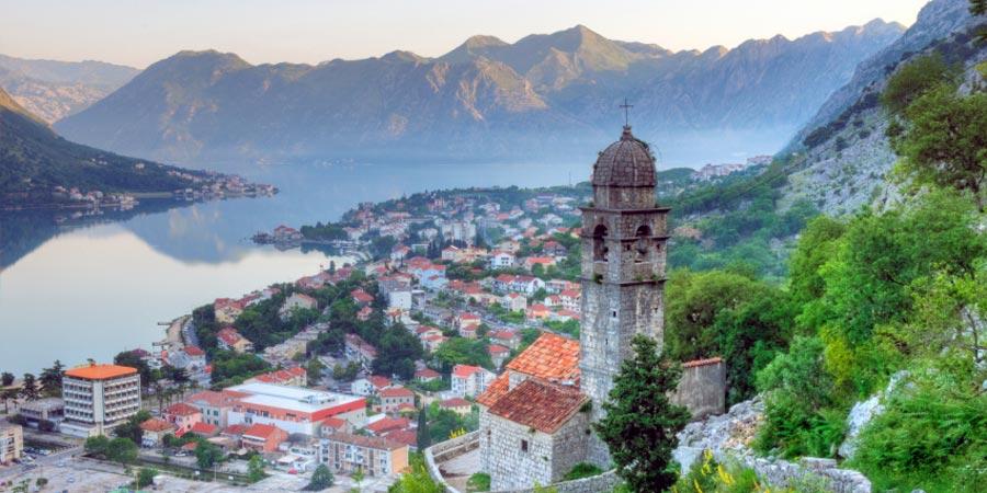 Kotor, Dalmacja - Czarnogóra